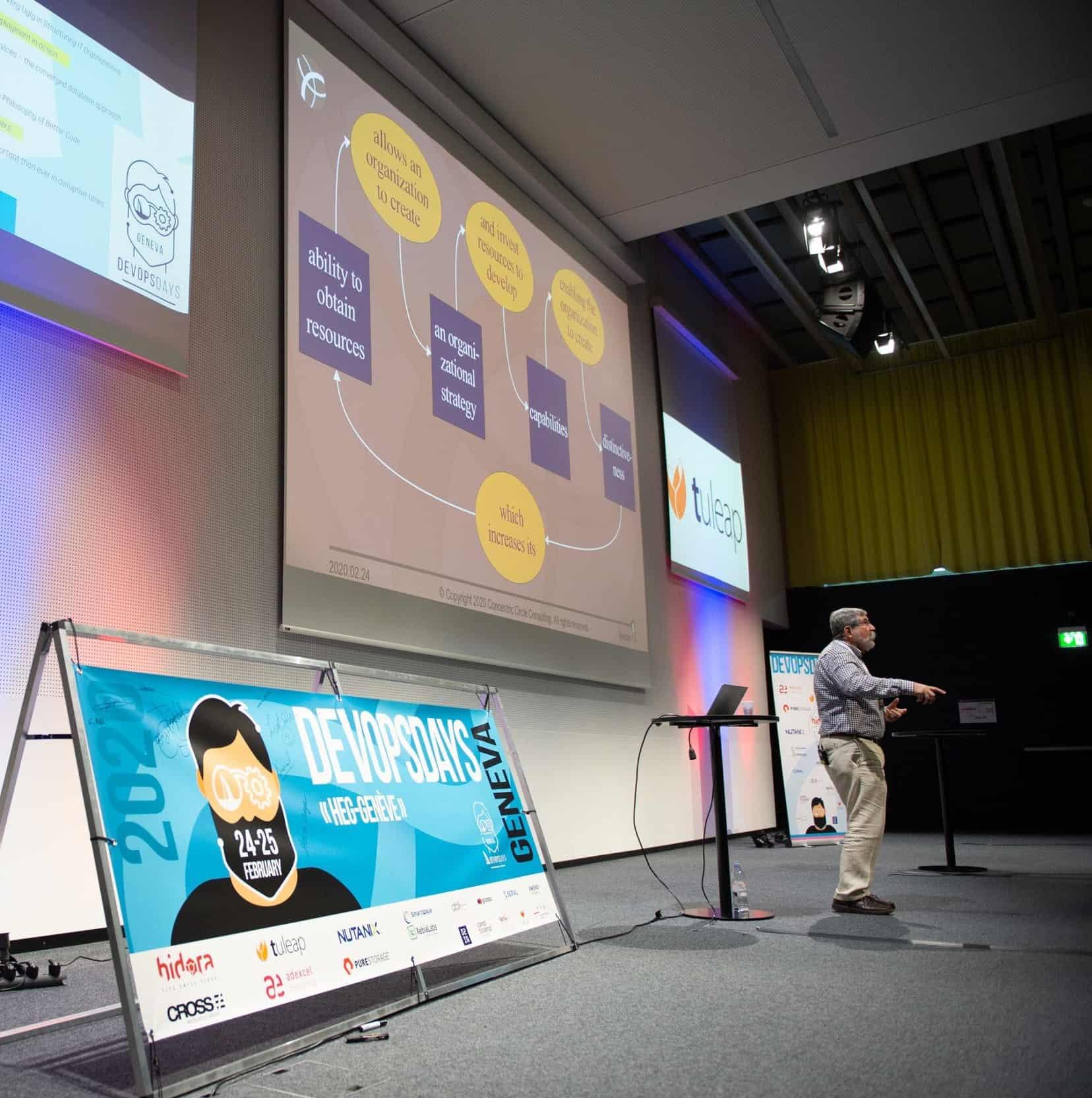 Devops Days Presentation
