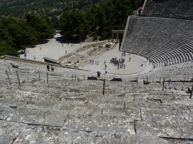 Theater at Epidauros