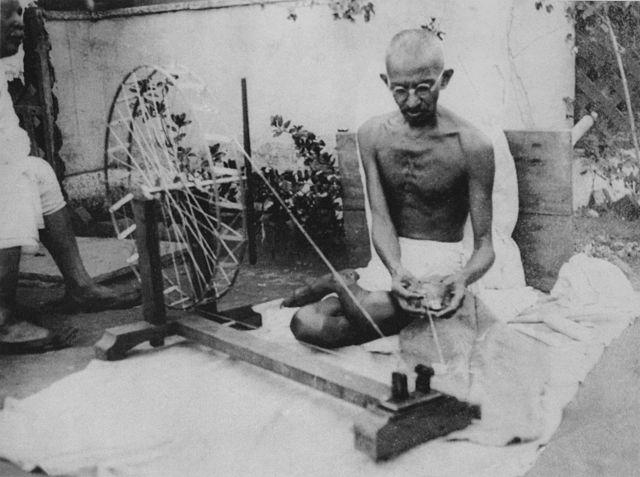 Gandhi and continual improvement