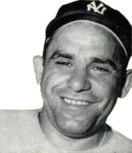 Yogi Berra 1956