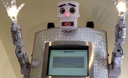 bless-u robot