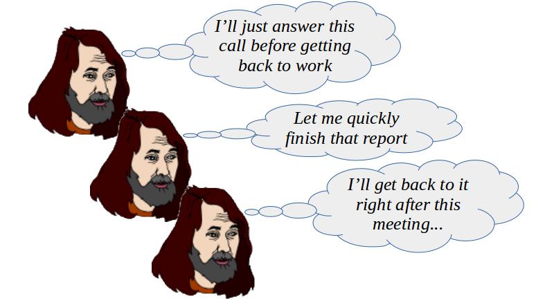 nested tasks