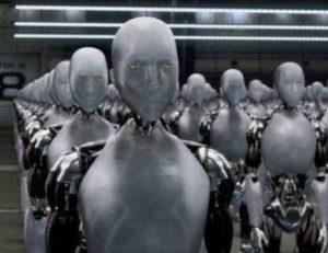 Fungible robots